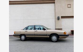 1987 Audi 5000 S Sedan for sale 101487370