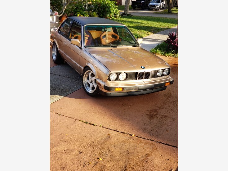 1987 BMW 325 Coupe for sale 101520837
