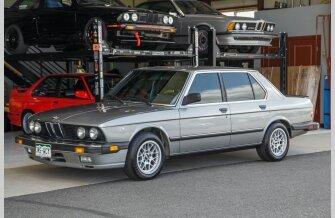 1987 BMW 535i Sedan for sale 101338547