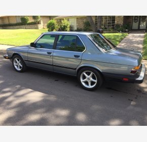 1987 BMW 535i Sedan for sale 101430940