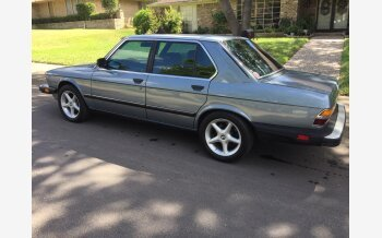 1987 BMW 535i Sedan for sale 101430940