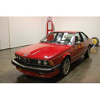 1987 BMW 635CSi Coupe for sale 101071229