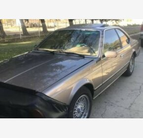 1987 BMW 635CSi Coupe for sale 101248035