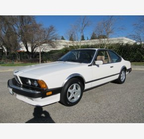 1987 BMW 635CSi Coupe for sale 101272285