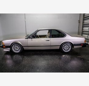 1987 BMW 635CSi Coupe for sale 101286443