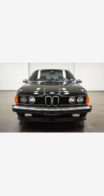 1987 BMW 635CSi Coupe for sale 101406028