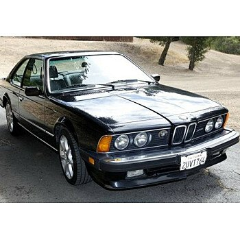 1987 BMW M6 Coupe for sale 100916351