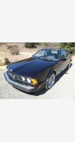 1987 BMW M6 Coupe for sale 101029977