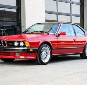 1987 BMW M6 Coupe for sale 101224738
