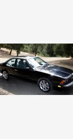1987 BMW M6 Coupe for sale 101336610
