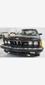 1987 BMW M6 Coupe for sale 101356627