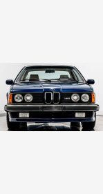 1987 BMW M6 for sale 101391072