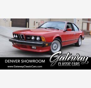 1987 BMW M6 Coupe for sale 101421558