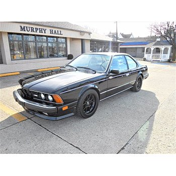 1987 BMW M6 for sale 101446006