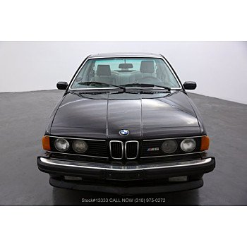 1987 BMW M6 Coupe for sale 101478139