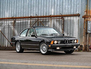 1987 BMW M6 Coupe for sale 101523532