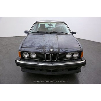 1987 BMW M6 for sale 101577780