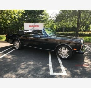 1987 Bentley Continental for sale 100919422