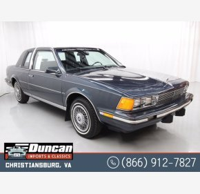 1987 Buick Century for sale 101229379
