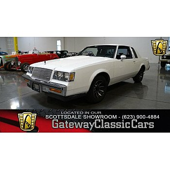 1987 Buick Regal Limited Coupe for sale 101035716
