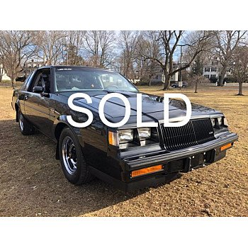 1987 Buick Regal Grand National for sale 101084190