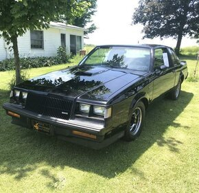 1987 Buick Regal Grand National for sale 101189225