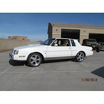 1987 Buick Regal for sale 101199452