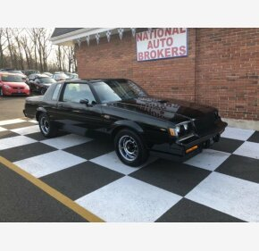 1987 Buick Regal Grand National for sale 101222786