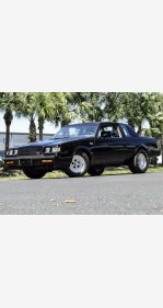 1987 Buick Regal Grand National for sale 101328484
