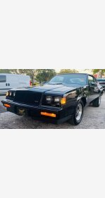 1987 Buick Regal Coupe for sale 101407210