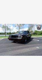 1987 Buick Regal for sale 101422724
