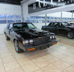 1987 Buick Regal Grand National for sale 101423123