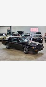 1987 Buick Regal Grand National for sale 101431628