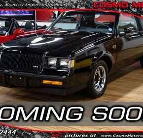 1987 Buick Regal Grand National for sale 101434358