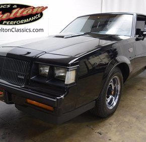 1987 Buick Regal Grand National for sale 101434930