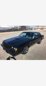 1987 Buick Regal Grand National for sale 101466204