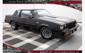 1987 Buick Regal Grand National for sale 101481644