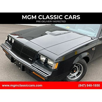 1987 Buick Regal for sale 101505115