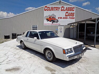 1987 Buick Regal for sale 101519742