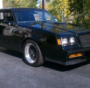 1987 Buick Regal Grand National for sale 101090371