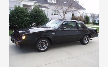 1987 Buick Regal Grand National for sale 101274107