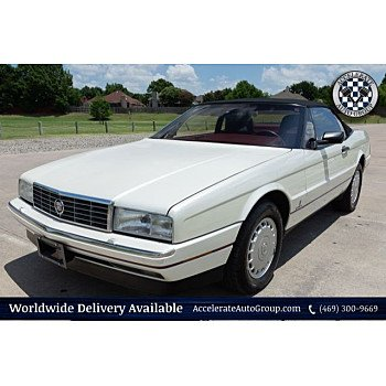 1987 Cadillac Allante for sale 101057011
