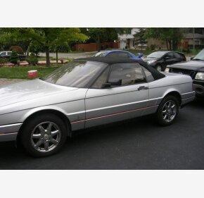 1987 Cadillac Allante for sale 101049564