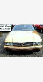 1987 Cadillac Allante for sale 101185587