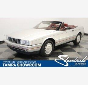 1987 Cadillac Allante for sale 101402749