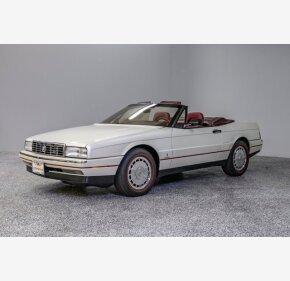 1987 Cadillac Allante for sale 101435030