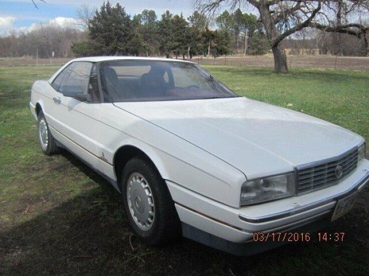 1987 Cadillac Allante for sale 101506810