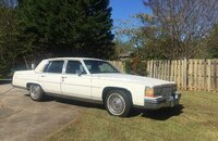 1987 Cadillac Brougham for sale 101050287