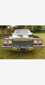 1987 Cadillac Brougham for sale 101185499
