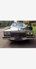 1987 Cadillac Brougham for sale 101185506